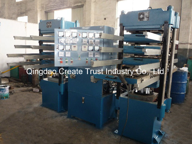 2017 Hot Sale Rubber Tile Machine with Ce&ISO9001 Certification