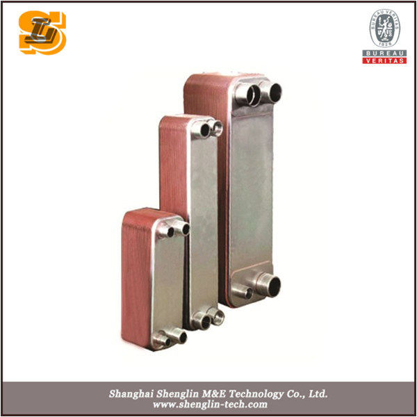 High Thermal Efficiency Brazed Plate Heat Exchangers