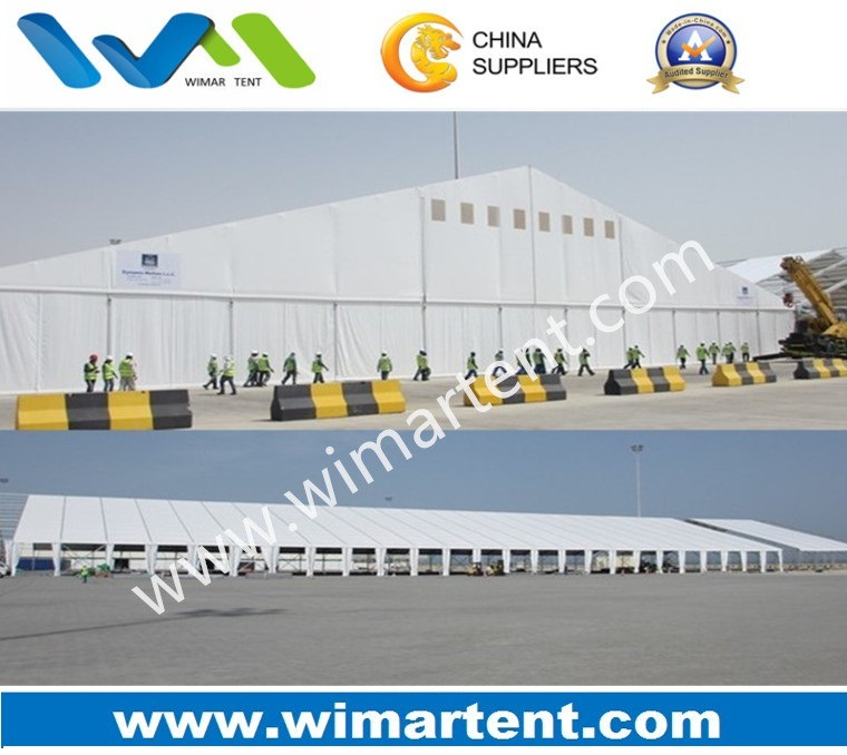 on Sale 55m Large Aluminum Frame Tents