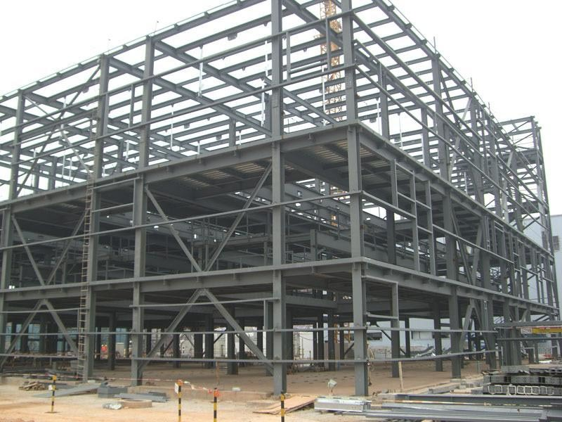 Steel Structure Prefab Building Warehouse/Prefab Warehouse/Warehouse/Workshop