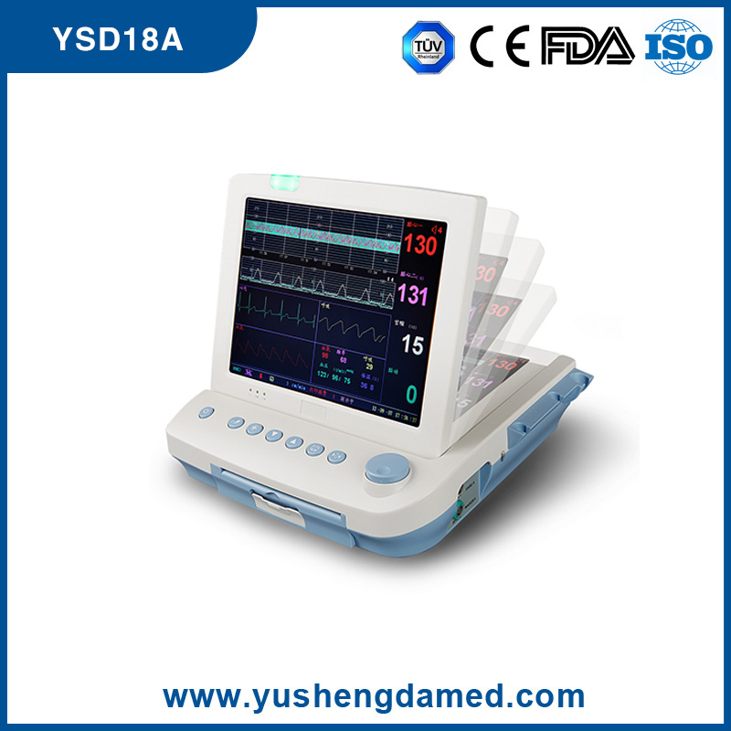 Medical Equipment Portable Fetal/Maternal/Patient Monitor