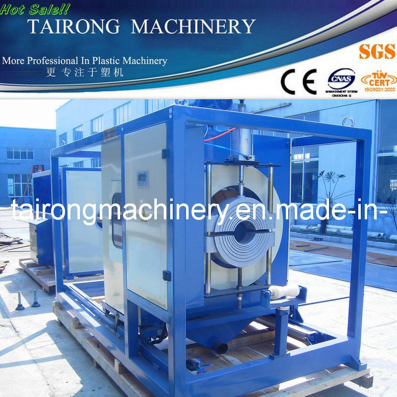 Plastic/PVC/PE/PP Pipe Cutting Machine