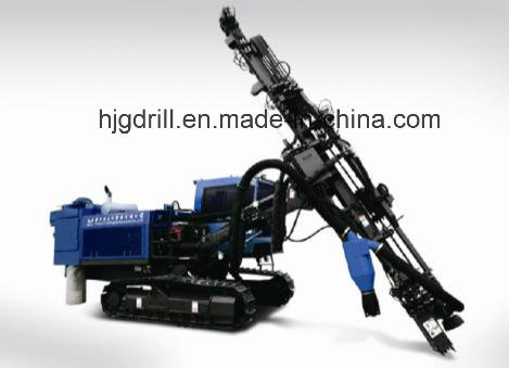 Integrated Hydraulic DTH Drill Rig