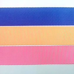 High Quality Woven Fabric Braided Cotton/Polyester/Polypropylene/PP/Nylon Webbing (SL1015)