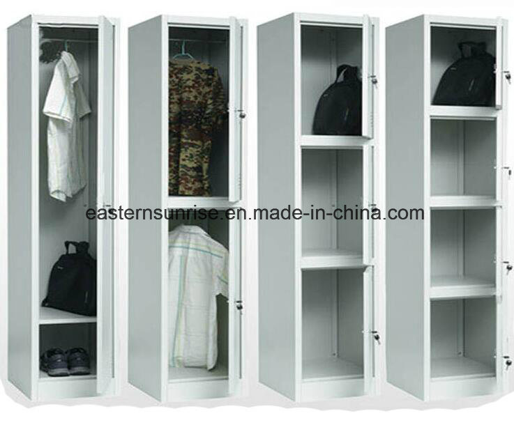 Steel Metal Iron One Tier Door Locker
