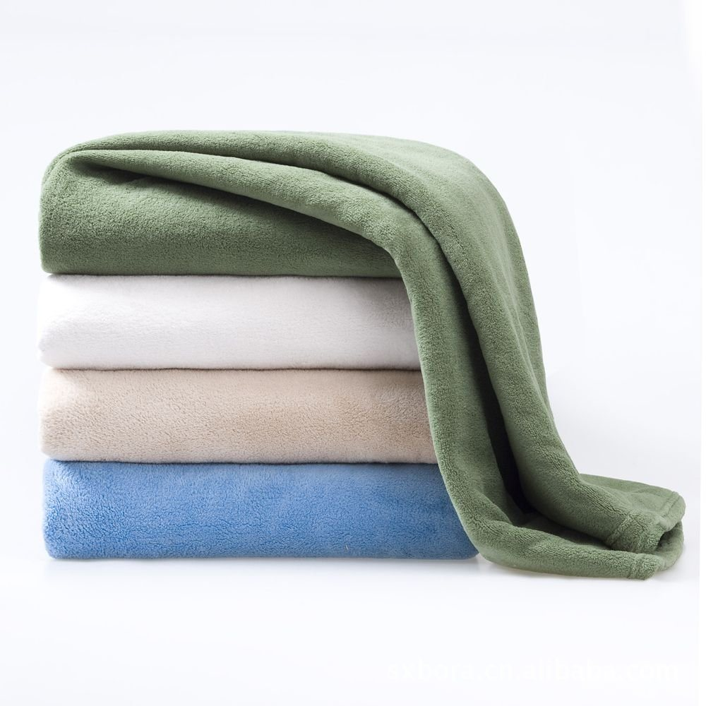 Polyester Polar Fleece Blanket