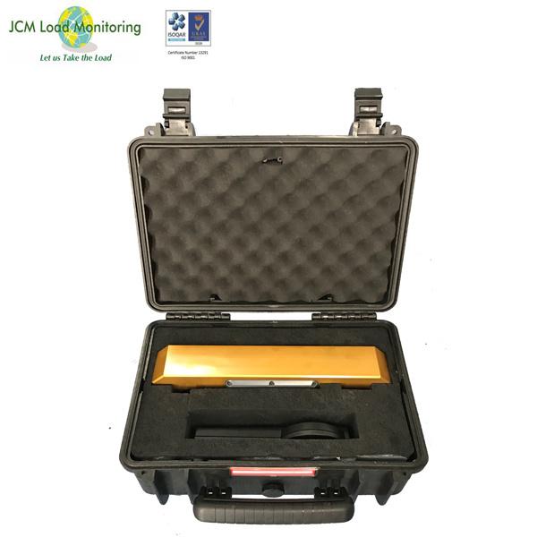 50t/500kn Wireless Pad Eyes Type Shackle Link Crane Scale Sensor