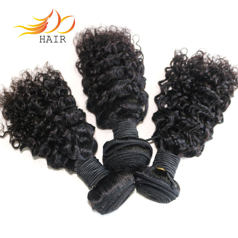 Hot Sale 100% Indian Remy Human Hair High Quality Hair Extension
