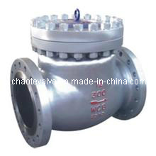 ANSI Cast Steel Swing Check Valve (H44H)