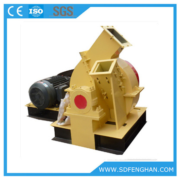 New Condition CE Approved Wood Chips Making Machine