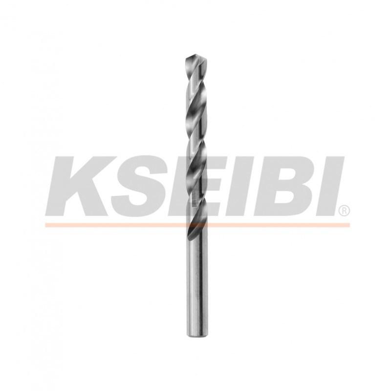 Kseibi HSS-G Metal Fully Ground Twist Drill Bits