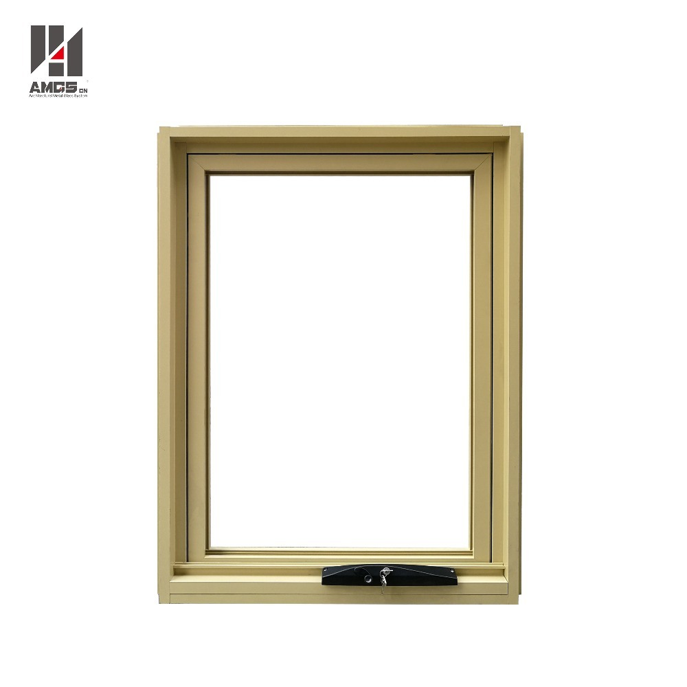 High Quality Customzied Glass Window Aluminium Awning Windows for Residential with Window Inserts for Australia