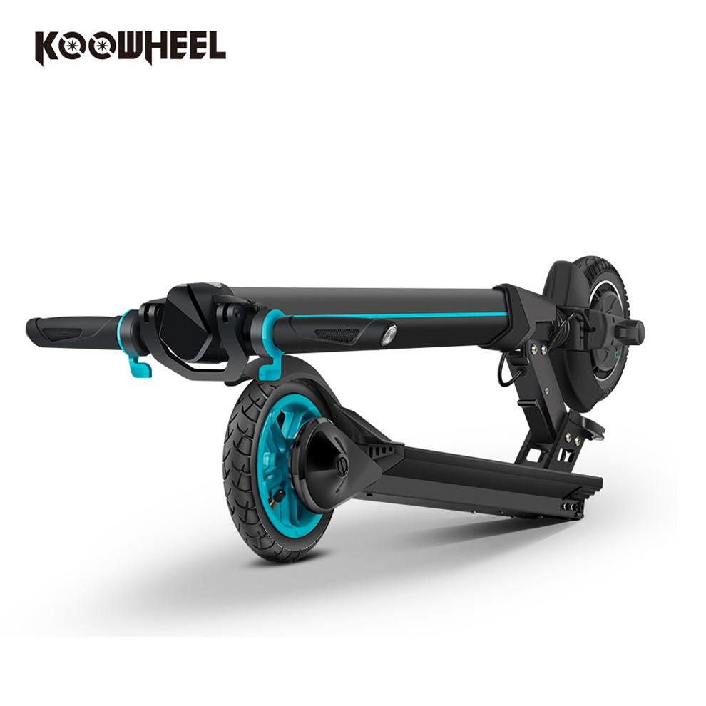 Fold Wheel Mini Electric Scooter Foldable E-Scooter