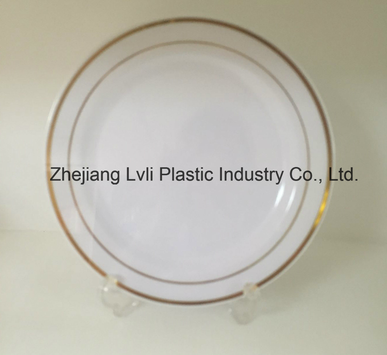 Plastic Plate, Disposable, Tableware, Tray, Dish, Colorful, PS, SGS, Hot Stamp Plate, PA-04