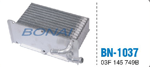 Oil Cooler for Audi 028112021h, Latest Auto Radiator Series