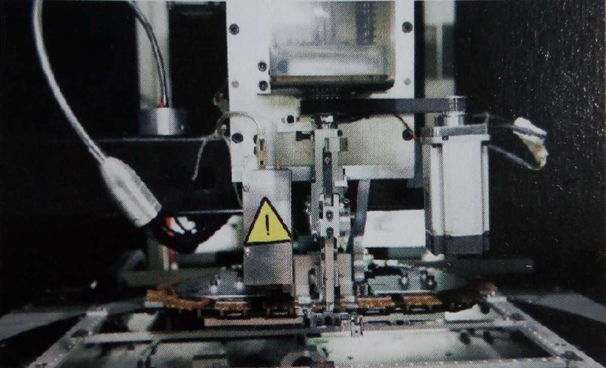 Bulk LED Insertion Machine Xzg-3300em-01-03 China Manufacturer