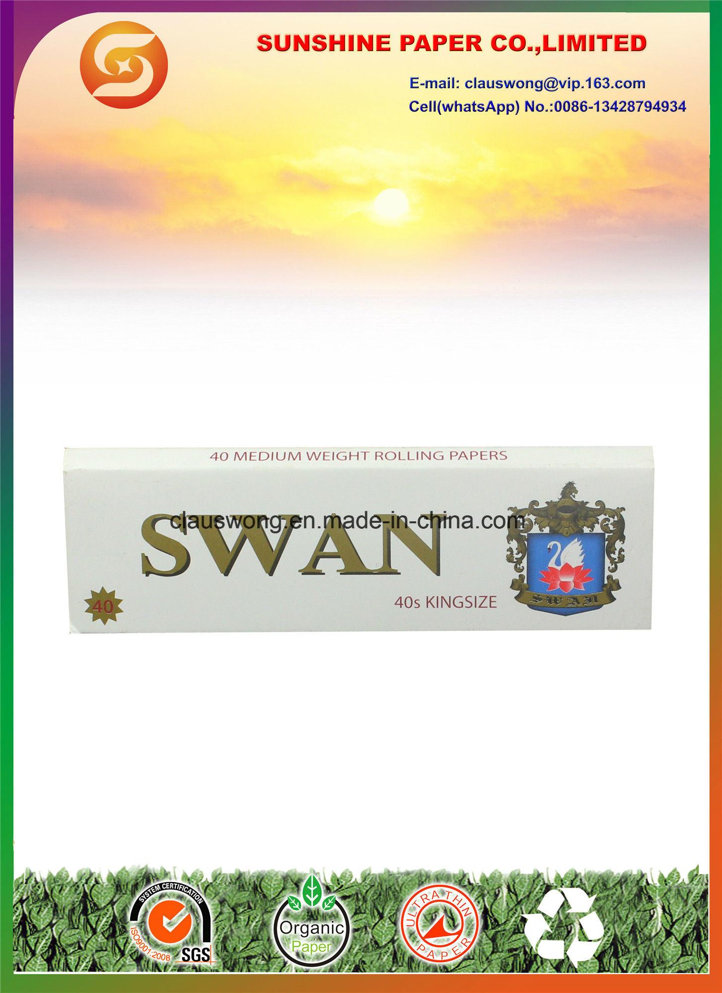 Kling Size Swan Smoking Rolling Paper