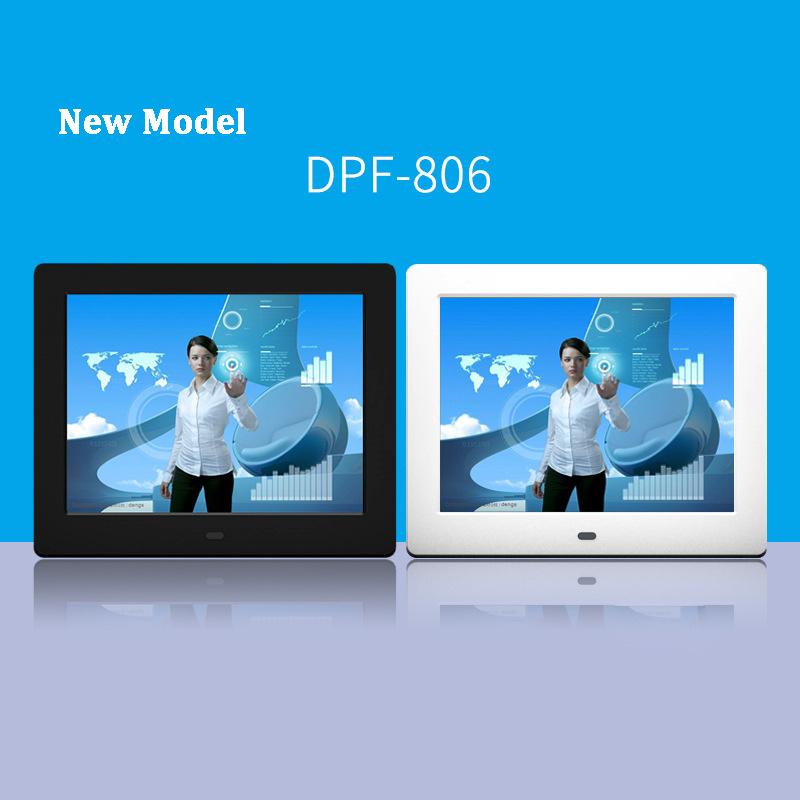 8inch Digital Picture Frame 2016 New Model Photo Frame