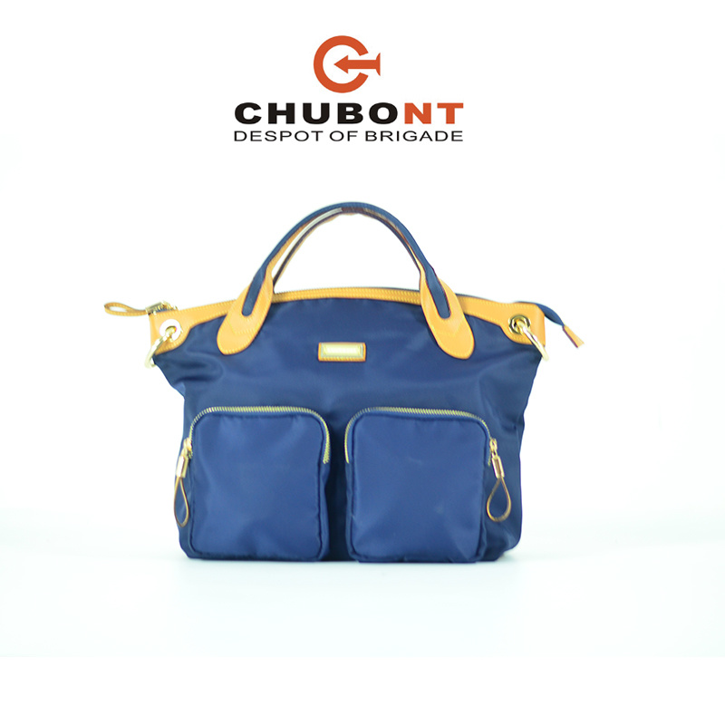 Chubont High Qualilty Nylon+Micro Fiber Material Fashion Ladies Handbag