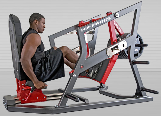 Excellent Rogers Athletic Gym Equipment Hip Press (SF1-3071)