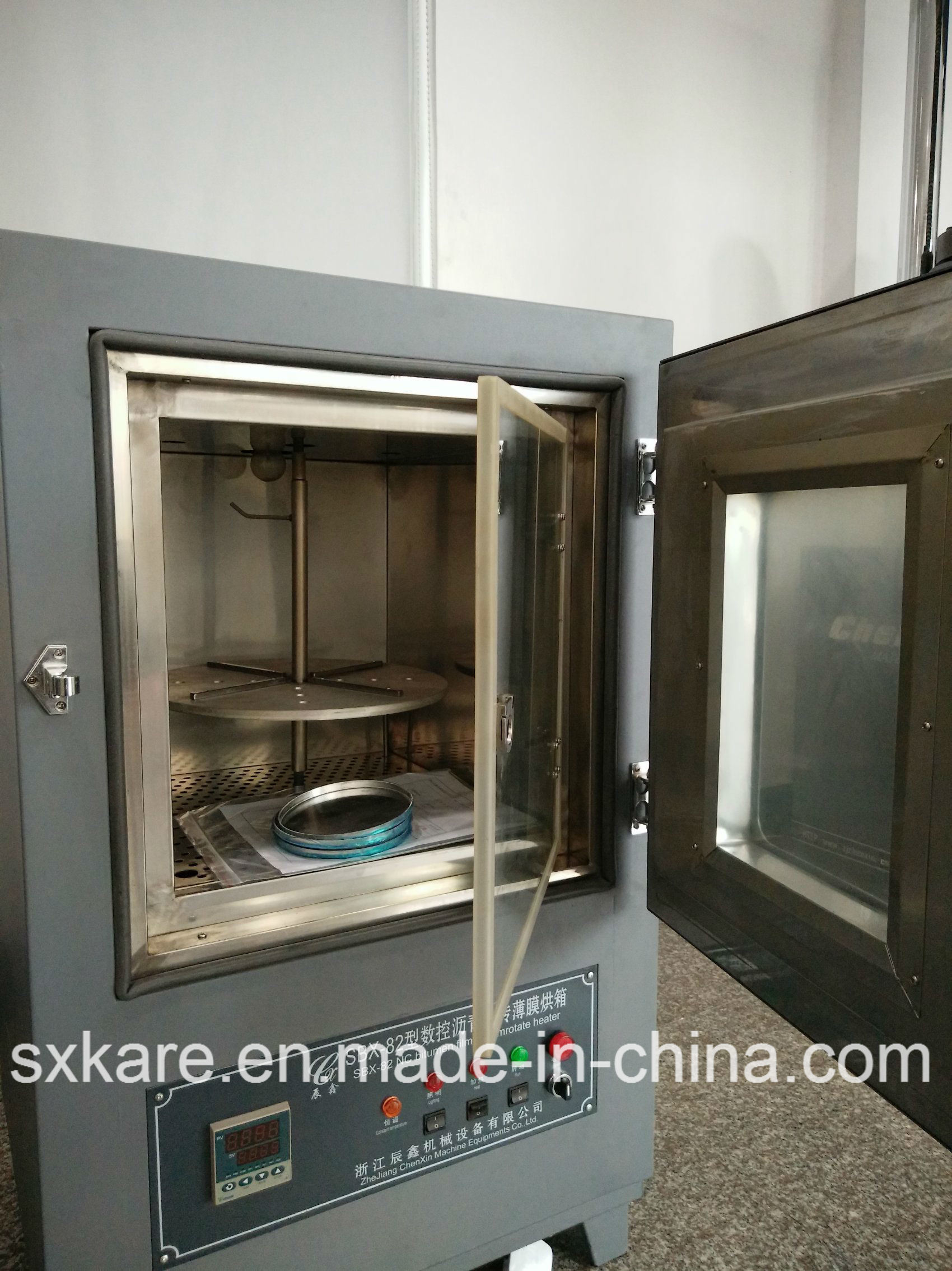Thin Film Oven Test, Tfot (SBX-82)
