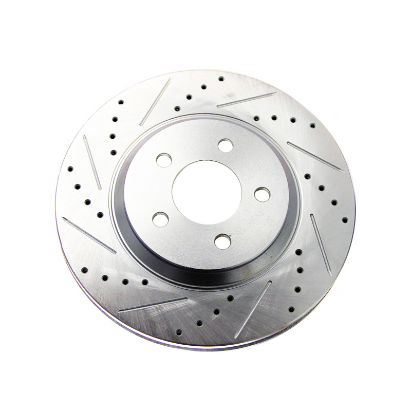Drilled & Slotted Performance Brake Disc Aftermarket
