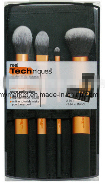 Real Techniques Series Makeup Brush Set 3PCS/4PCS/5PCS/6 PCS Many Models Cosmetic Brush Set