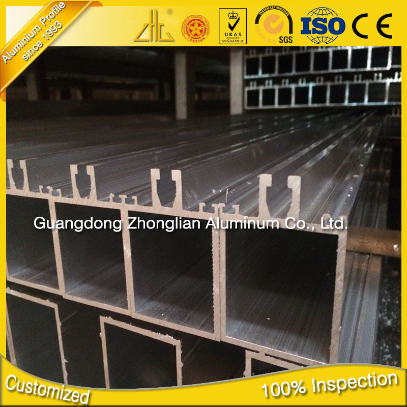 Factory Supply Aluminium Extrusion Price Per Kg Aluminium Curtain Wall