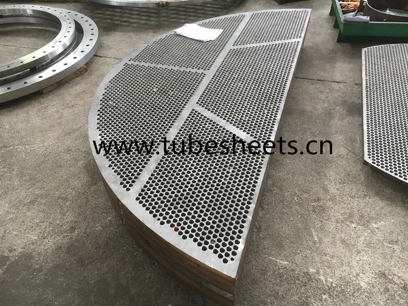 U-Tube, Tube Sheet, Tube Bundle for Air Cooler, Shell &Tube Heat Exchanger