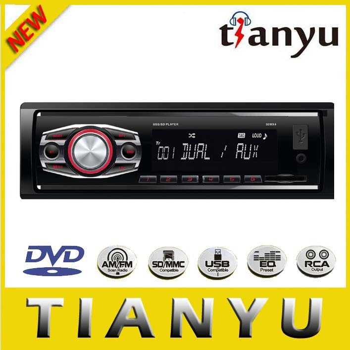 Detachable Bluetooth Am ISO Special Function Car MP3 MP5 DVD