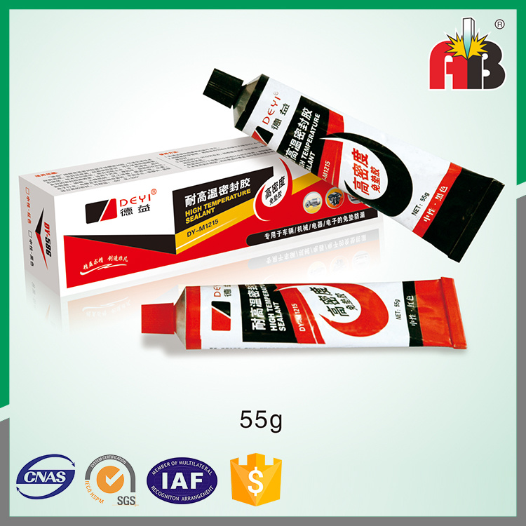 Automobile and Motorcycle with Silicone Sealant