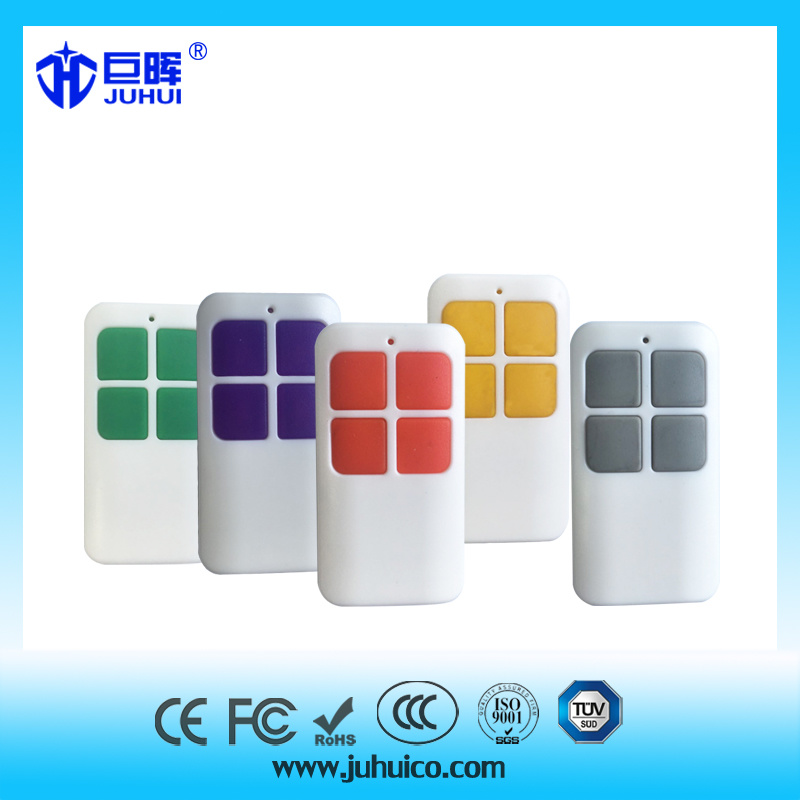 Rolling Code Multi-Frequency Wireless RF Remote Control Duplicator with 4 Channel