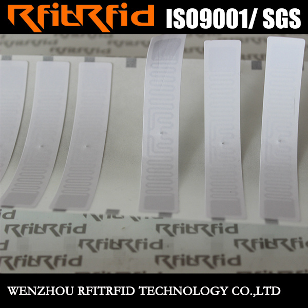 UHF/ 860-960MHz Passive Temper Proof Inventory RFID Label
