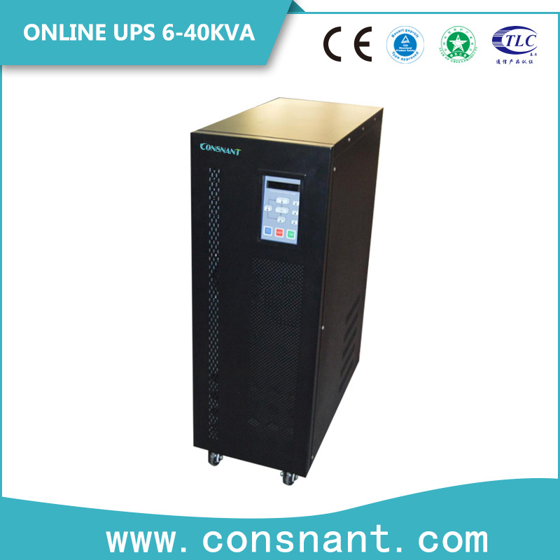 192VDC Low Frequency Online UPS 6-40kVA