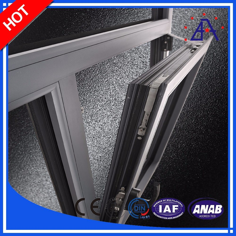 Aluminum/Aluminium Windows and Doors with Good Quality