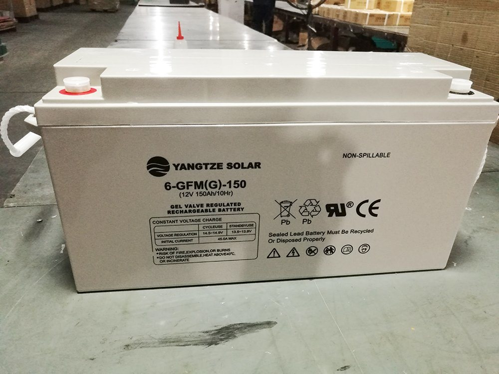 Cheap Price 12 Volt 150ah Gel Deep Cycle Battery