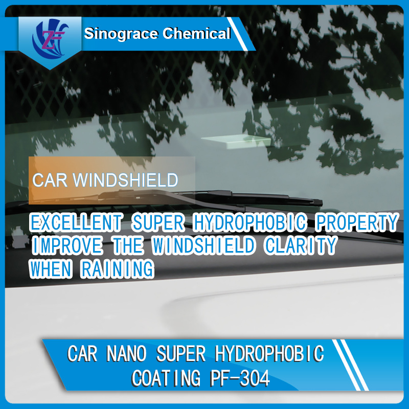 Car Nano Super Hydrophobic Coating (PF-304)
