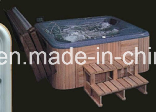 2100mm Free Standing Outdoor SPA for 4 Persons (AT-9006)