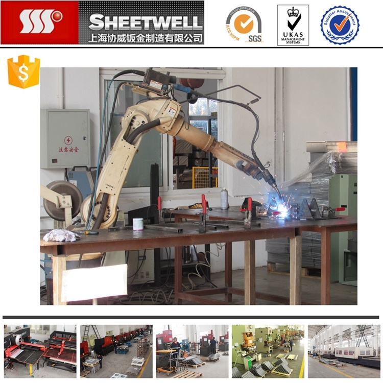 China Custom TIG Welding Service Factory Manufacturer