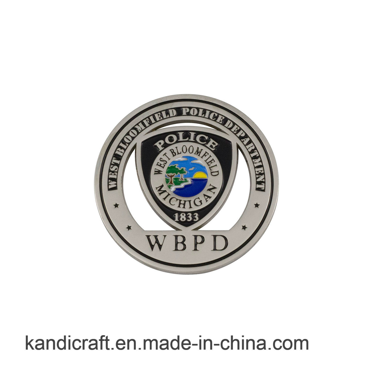 Hot Sale Promotional Customized Military Coin