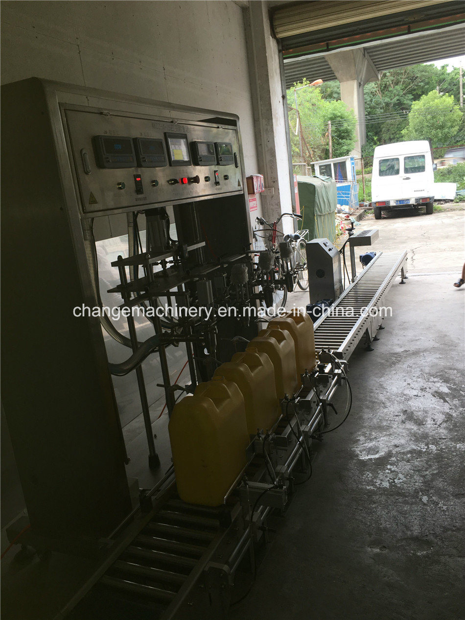 Fully Automatic Big Dosage Weighting and Filling Machine for 20L 50L 100L 200L