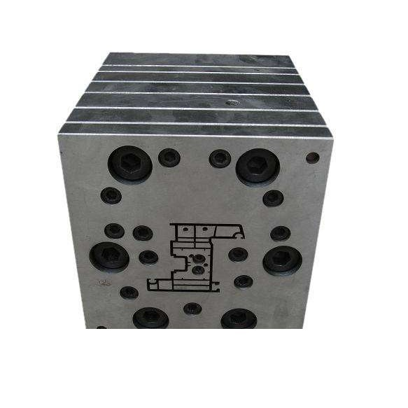 PVC WPC Profile Extrusion Mould, PVC Mould, Plastic Mould, UPVC Profile Mould
