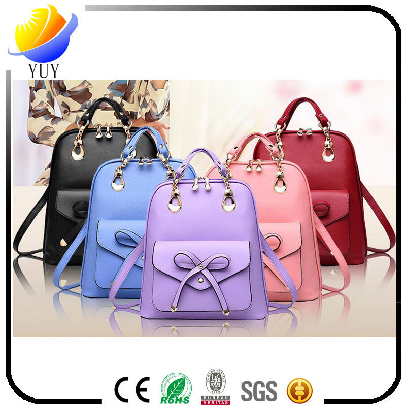 High Quality New Design Leather Lady Hand Bag