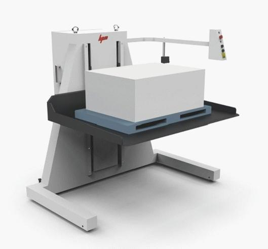 Stack Lifter-Paper Cutting Machine (SJ1000)
