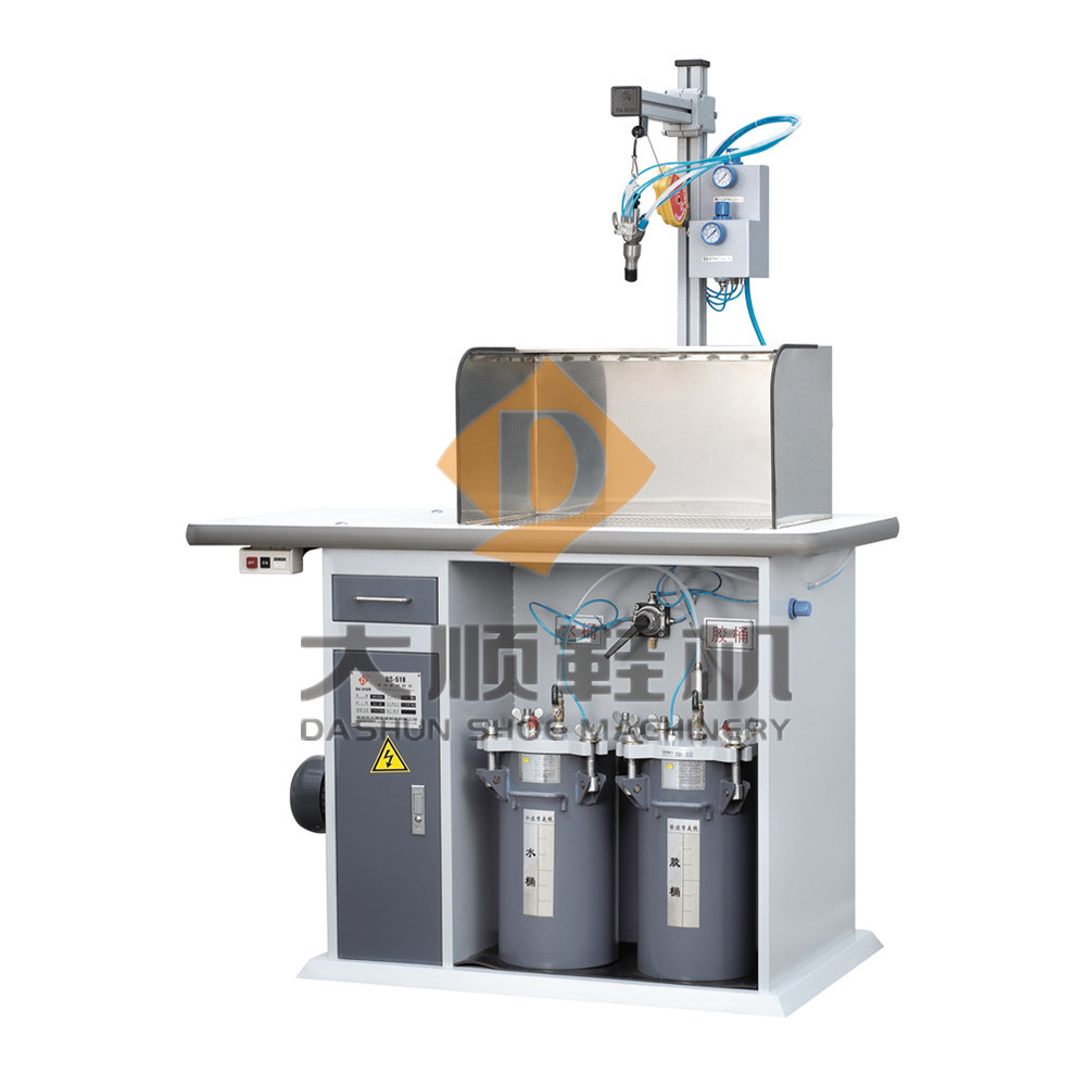 Ds-518 Multi-Function Latex Spraying Machine for Shoe