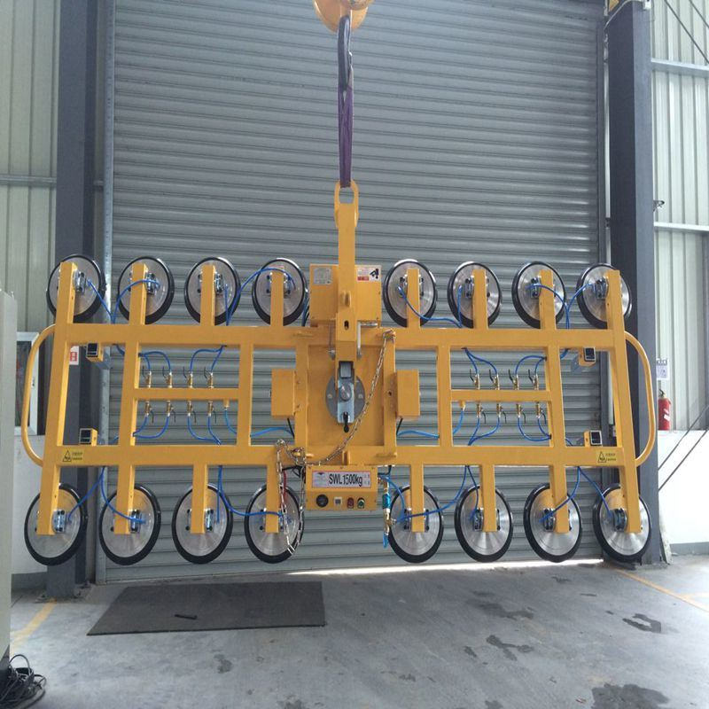 Vacuum Lifter for Glass/Glass Lifter/Vacuum Lifter for Glass Curtain Wall Installation