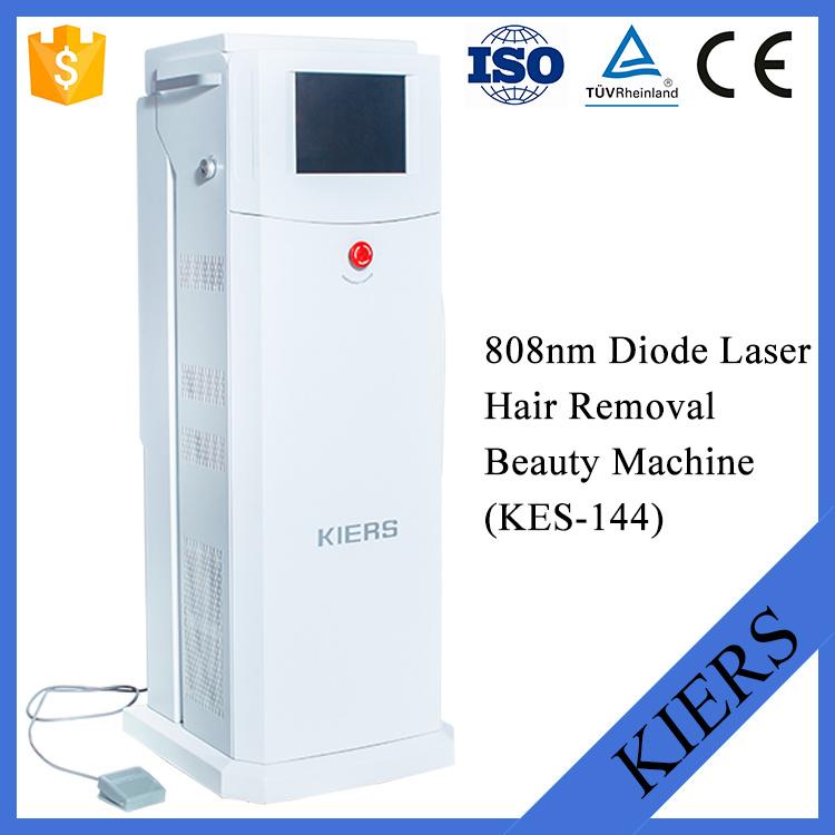 600W Laser Power 810nm Diode Laser Best Laser Hair Removal Machine