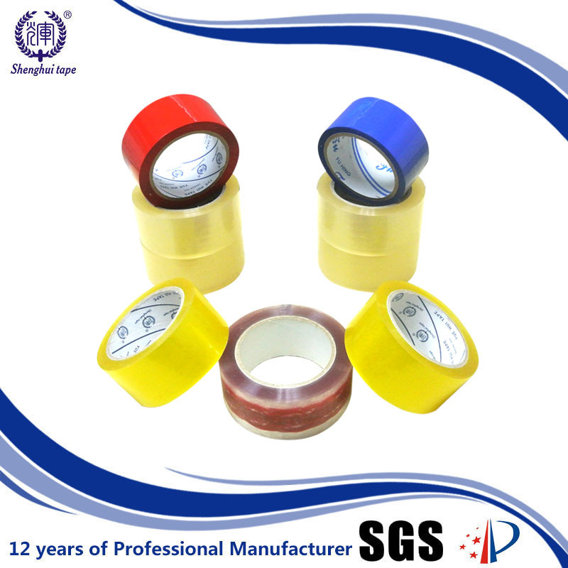 Environment Acrylic Glue Without Noise Silent Packing Tape