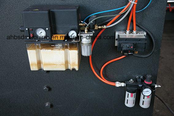 CNC V Groover Machine for Burglar Proof Door