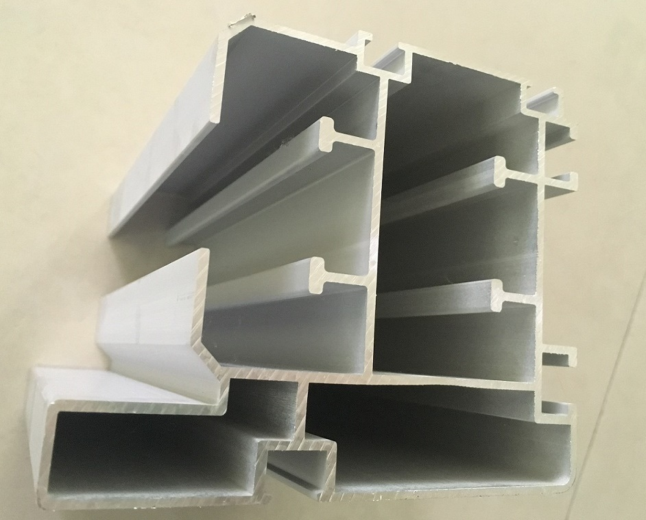 Extruded Aluminium Profile for Industrial Aluminum